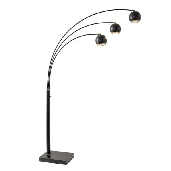 Quincy LED Arc Lamp