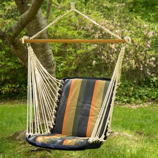 Outdoor Sunbrella Cushioned Swing n Gateway Aspen