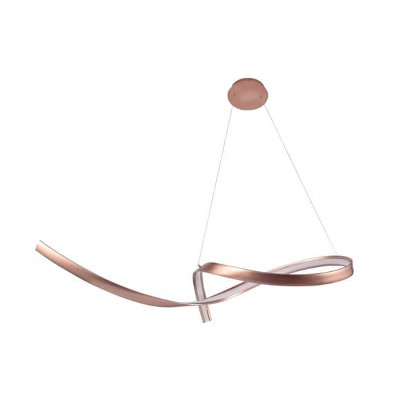 """Icon II 59"""" Pendant Lamp Copper"""