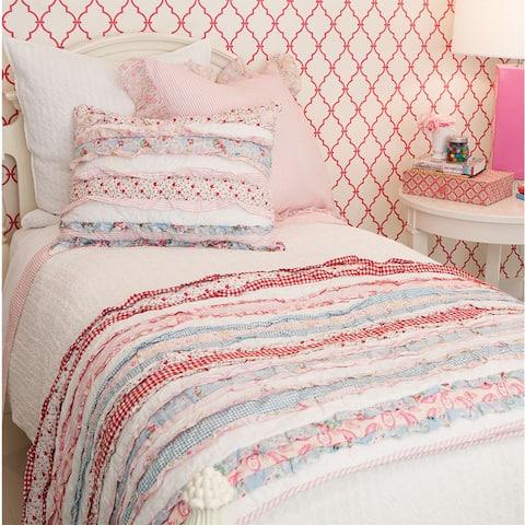 Leah Cotton Patchwork Quilt