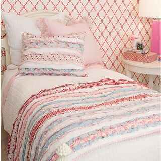 Leah Cotton Patchwork Quilt