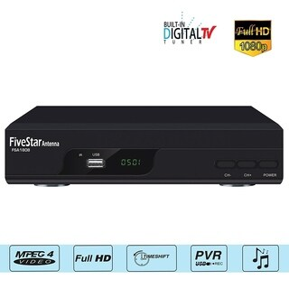 LAVA DVR HD Box- Records TV in HD 1080p Video Recorder Converter