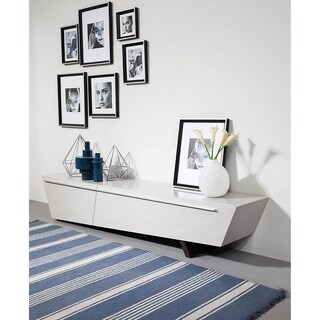 Marana Classic Light Grey TV Stand with Drawers