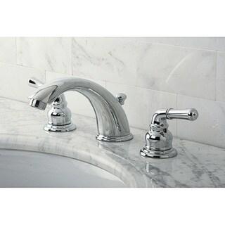 Stylish Chrome Widespread Bathroom Faucet