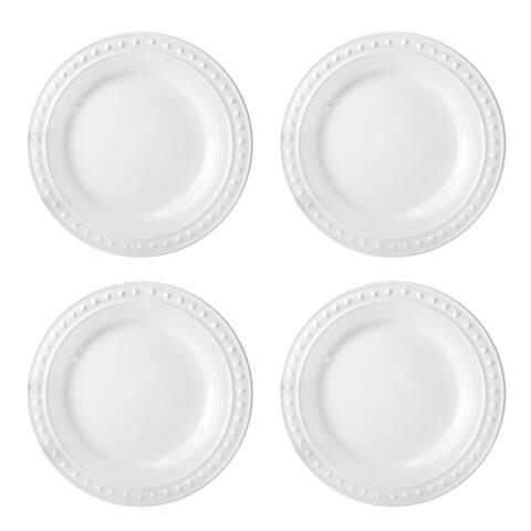 Elle Decor Monique Set of 4 Dinner Plates