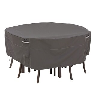 Classic Accessories Ravenna® Round Patio Table & Chair Set Cover