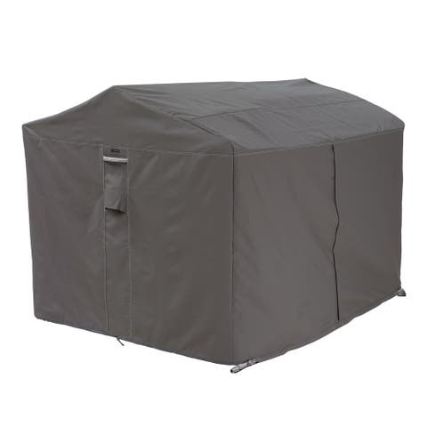 Classic Accessories Ravenna Water-Resistant 78 Inch Patio Canopy Swing Cover