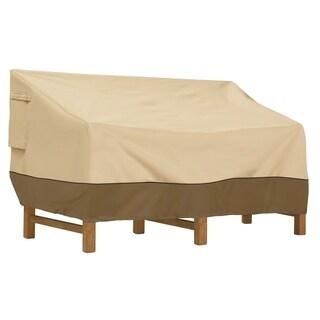 Classic Accessories Veranda Patio Deep Seated Sofa/Loveseat Cover, Large