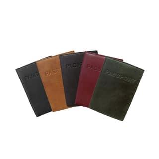 Amerileather Leather Passport Holder|https://ak1.ostkcdn.com/images/products/1861194/P10192318.jpg?impolicy=medium