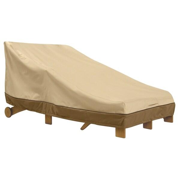 Shop Classic Accessories Veranda Double Wide Patio Chaise
