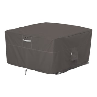 Classic Accessories Ravenna® Square Fire Pit Table Cover