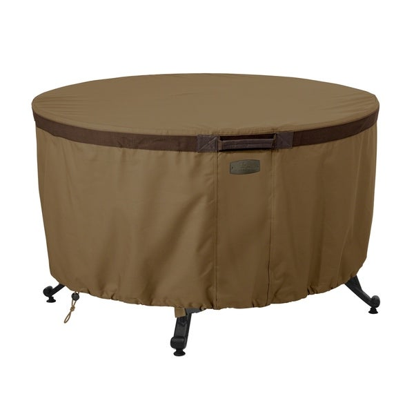 Shop Classic Accessories Hickory 174 Heavy Duty 42 Quot Round