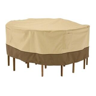 Classic Accessories Veranda™ Round Patio Table & Chair Set Cover