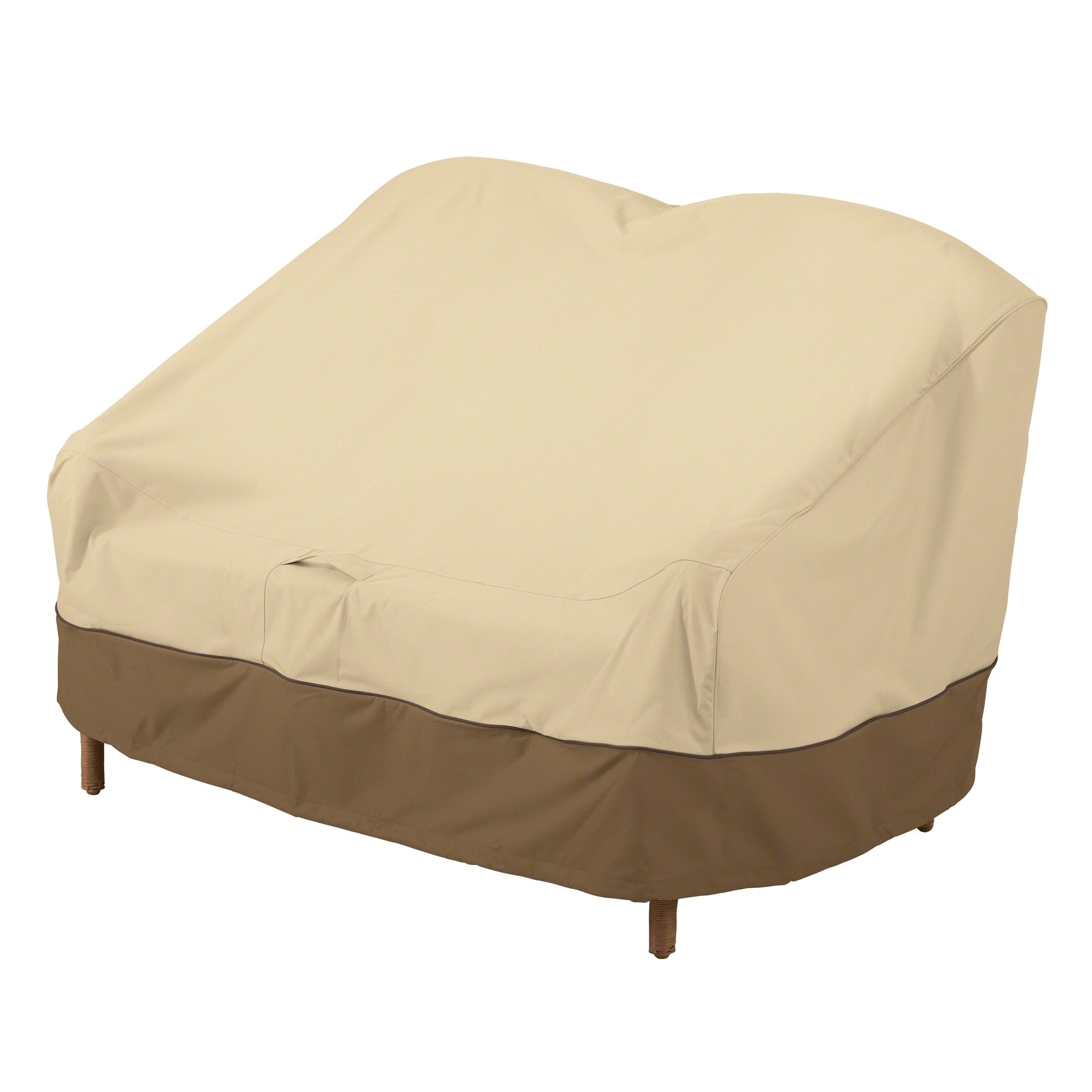 Picture of: Classic Accessories Veranda Adirondack Chair Cover Patio Garden Furniture Yard Garden Outdoor Living