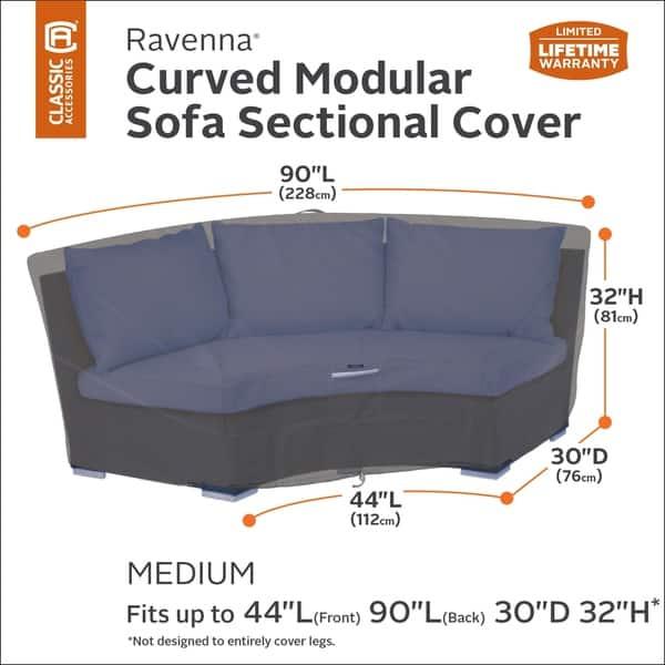 Super Shop Classic Accessories Ravenna Patio Curved Modular Ibusinesslaw Wood Chair Design Ideas Ibusinesslaworg