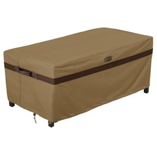 Classic Accessories Hickory® Heavy-Duty Rectangular Patio Table/Ottoman Cover