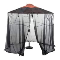 Classic Accessories Umbrella Insect Net Canopy