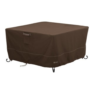 Classic Accessories Madrona™ RainProof™ Square Fire Pit Table Cover