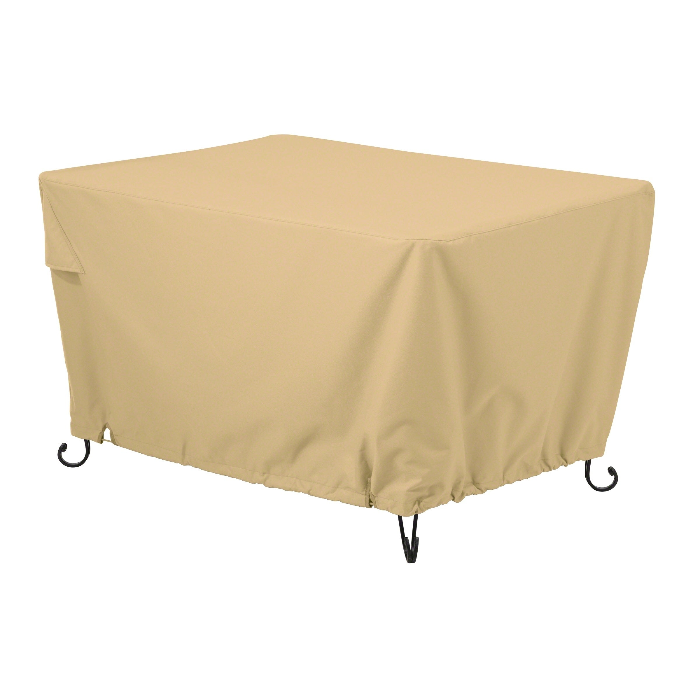 """Classic Terrazzo® 56"""" Rectangular Fire Pit Table Cover, B..."""