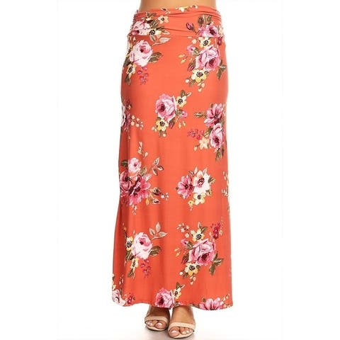 e041d90328f Buy Women s Plus-Size Skirts Online at Overstock