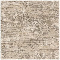 Safavieh Meadow Beige Rug - 6' 7 Square