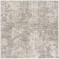 Safavieh Meadow Grey Rug (6' 7 Square)