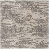 "Safavieh Meadow Grey Rug - 6'7"" x 6'7"" square"