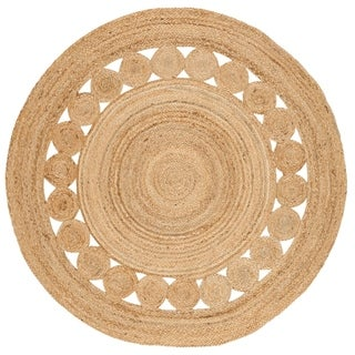 Safavieh Handmade Natural Fiber April Jute Rug