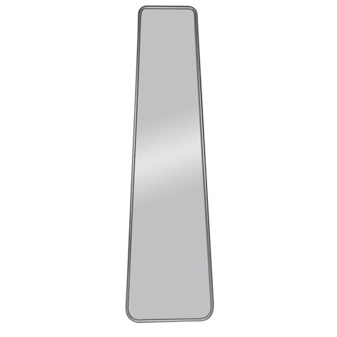Aurelle Home Silver Iron Mirror