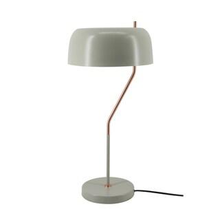 Aurelle Home Retro Contemporary Iron 1-light Table Lamp