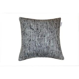 Macdonald Grey 20-inch Square Feather Pillow