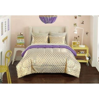 Pop Shop Gold Hearts 7-piece Bed in a Bag Set https://ak1.ostkcdn.com/images/products/18613159/P24712196.jpg?impolicy=medium