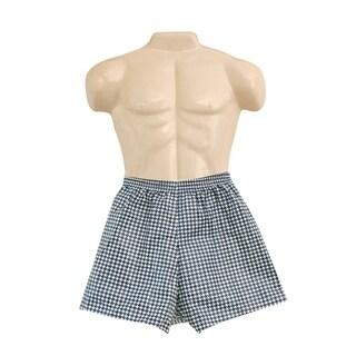 Dipsters? Patientwear, Men's Boxer Shorts, 3X-Large