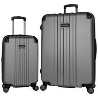 """Kenneth Cole Reaction Reverb Lightweight 2-Piece Expandable Hardside 8-Wheel Spinner Luggage Set (20"""" & 29"""" Set)"""
