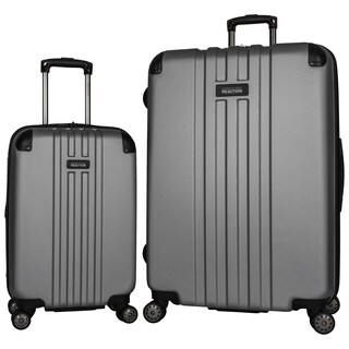 Kenneth Cole Reaction Lightweight 2-Piece Expandable Hardside 8-Wheel Spinner Luggage Set