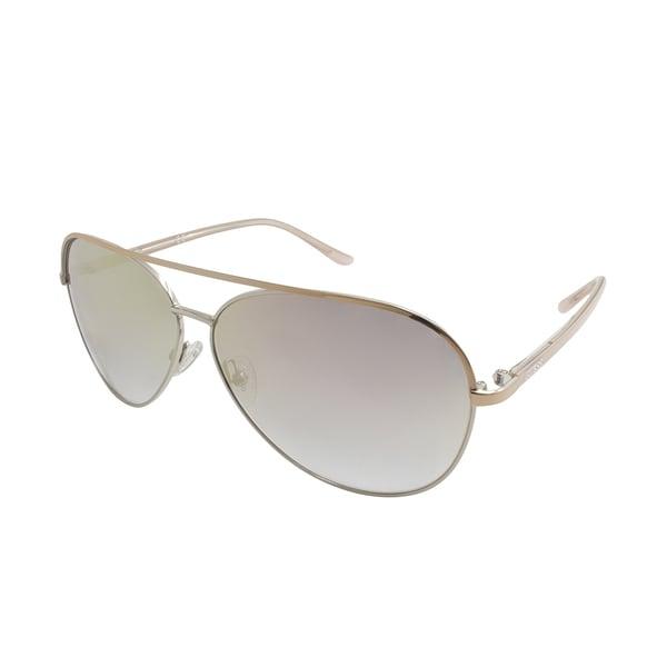 ffad0dd9e Shop Guess/GU7441-28C/Women's/Rose Gold Frame/Smoke Mirror Lens ...