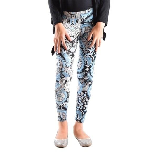 8b08dea60a8284 Shop Girl's Fun Printed Leggings Soft and Light - Free Shipping On ...