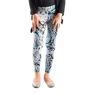 Dinamit Jeans Girl's Fun Printed Leggings