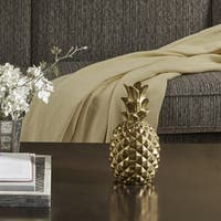 Madison Park Signature Pineapple Gold Decor - Small