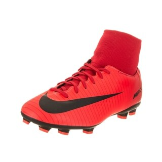 Nike Kids Jr Mercurial Victory VI DF FG Soccer Cleat