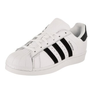 Adidas Kids Superstar Originals Casual Shoe (Option: 6.5)