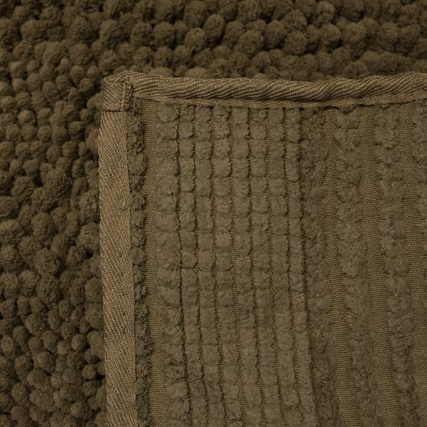 Sweet Home Collection 2 Piece Chenille Bathroom Rug Set Assorted Colors On Sale Overstock 18615819