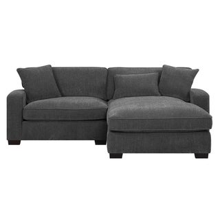 Emerald Home Repose Ultra Soft Chofa RSF Chaise Sectional