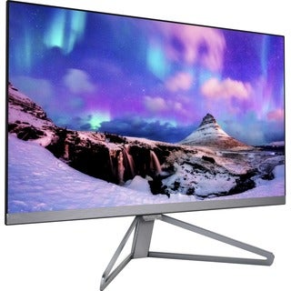 "Philips Moda 245C7QJSB 23.8"" LED LCD Monitor - 16:9 - 5 ms"