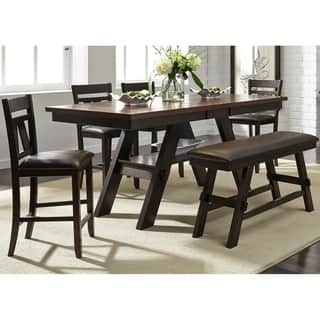 Buy Leather Kitchen & Dining Room Sets Online at Overstock ...