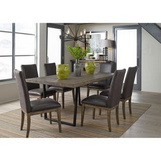 Buy Leather Kitchen & Dining Room Sets Online at Overstock.com | Our ...