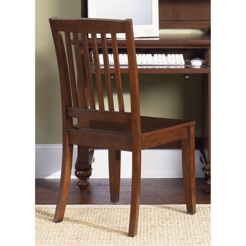 Abbott Ridge Cinnamon Student Desk Chair