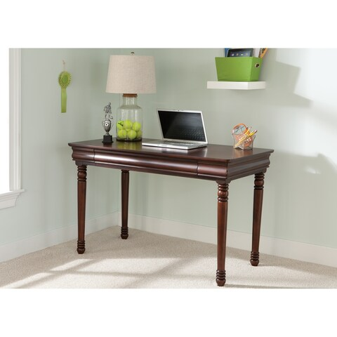 Carriage Court Mahogany Stain Student Desk