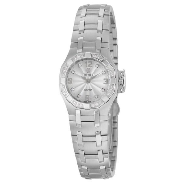 Concord Women's Saratoga Mini Diamond Watch