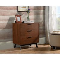 Palm Canyon Cottonwood Chest with 3 drawers in Umber finish